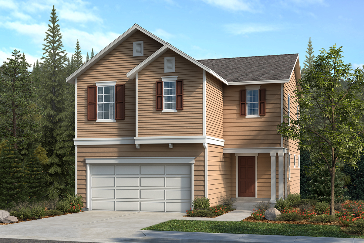 New Homes in Auburn, WA - Aston Park Plan 1867 Elevation A