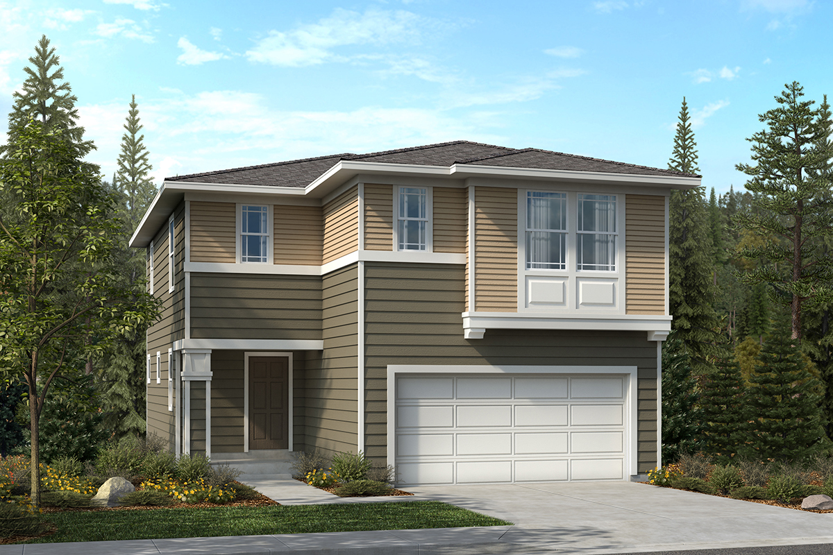 New Homes in Lacey, WA - Elevation C