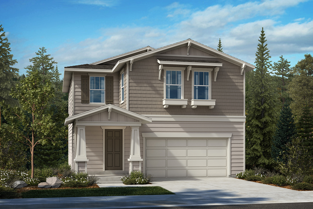 New Homes in Auburn, WA - Aston Park Plan 2065 Elevation B