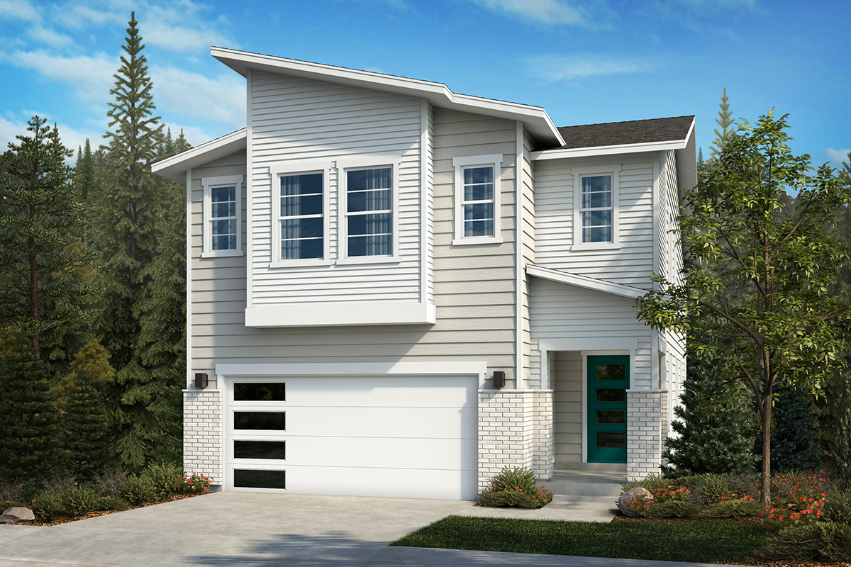 New Homes in Auburn, WA - Aston Park Plan 2328 Elevation D