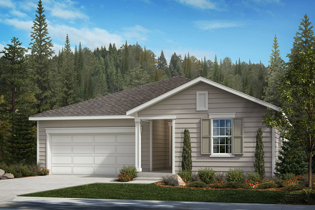 New Homes in Auburn, WA - Aston Park Plan 1629 Elevation A