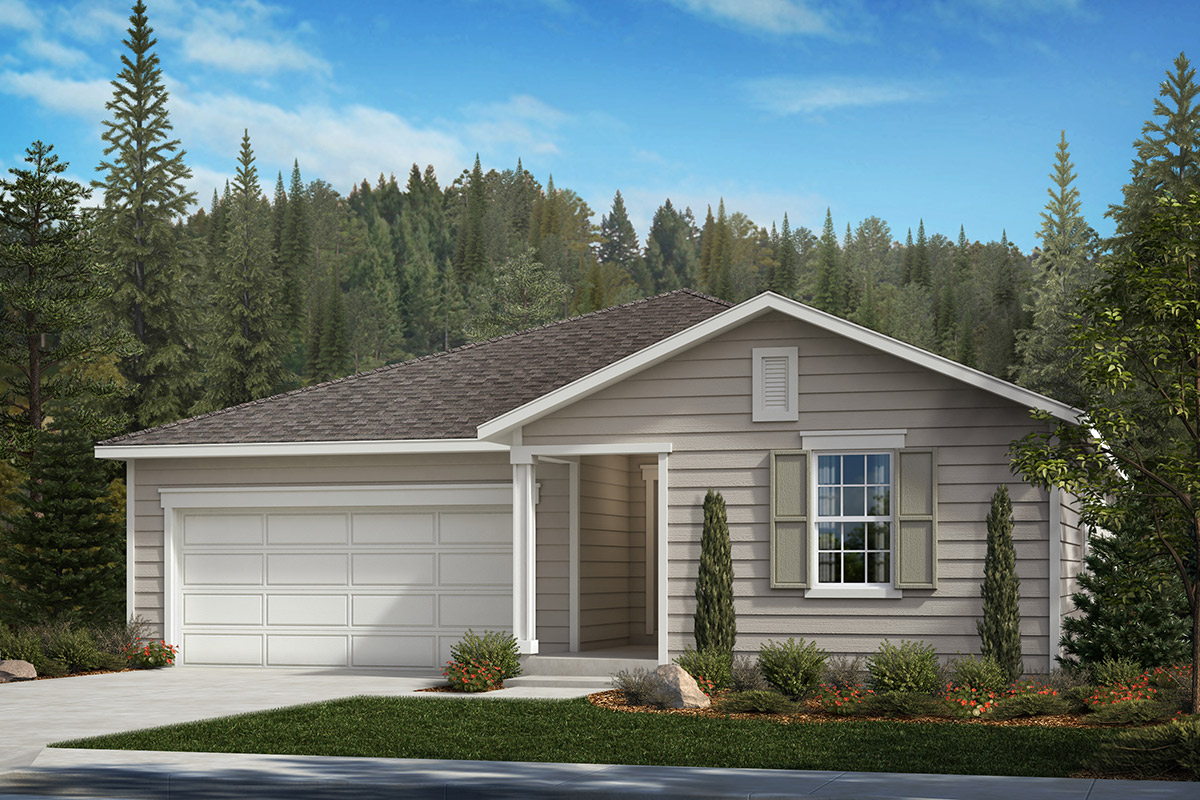 New Homes in Bonney Lake, WA - Plan 1629
