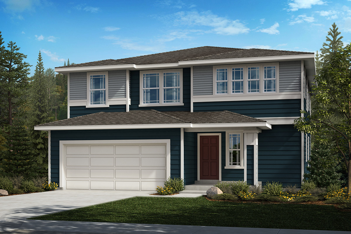 New Homes in Auburn, WA - Aston Park Plan 2564 Elevation C