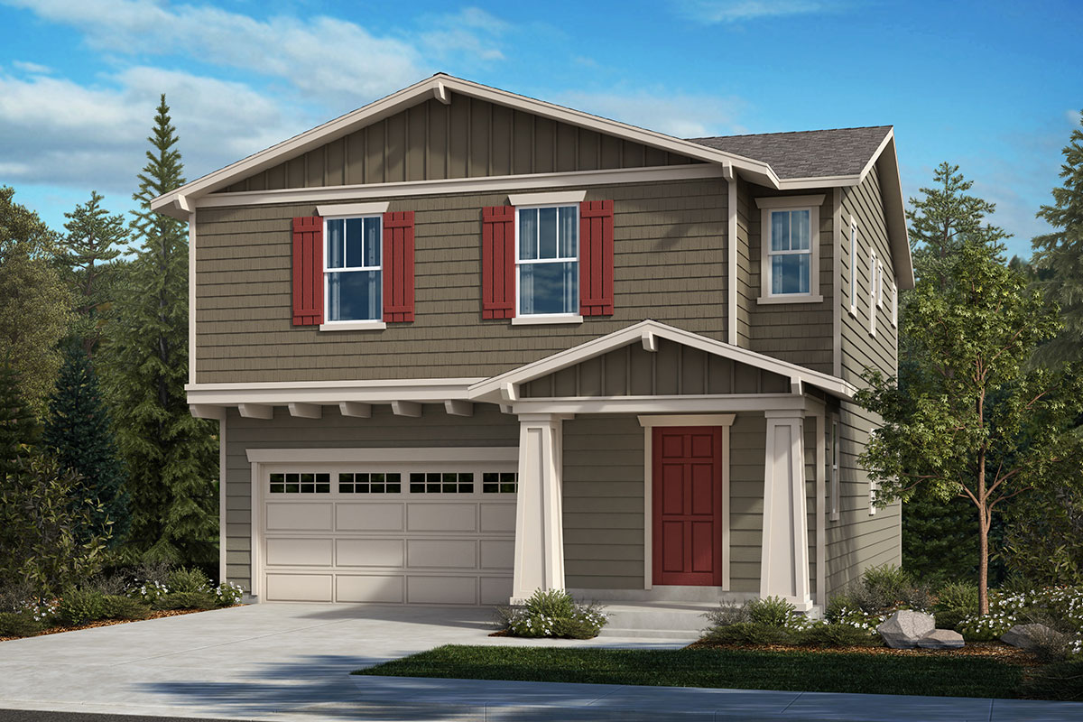 New Homes in Kent, WA - Plan 1778