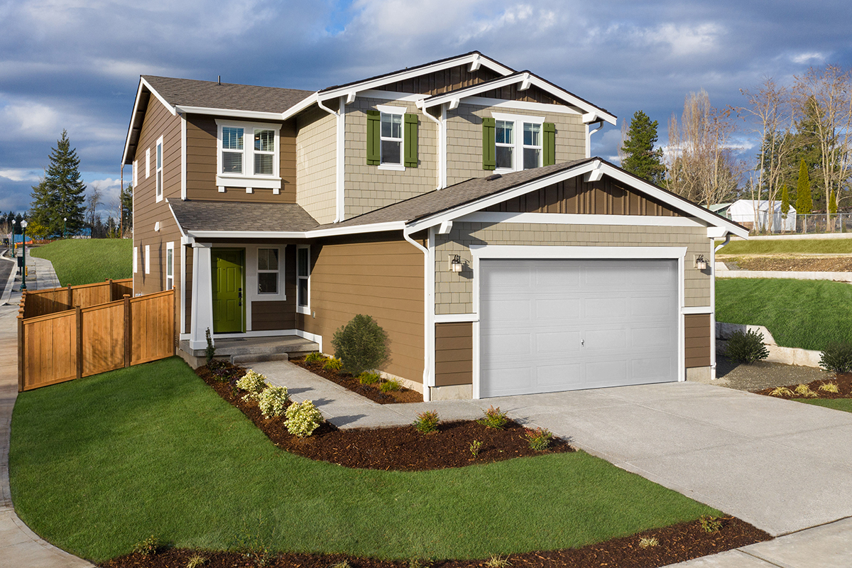 New Homes in Covington, WA - Plan 2265 Modeled