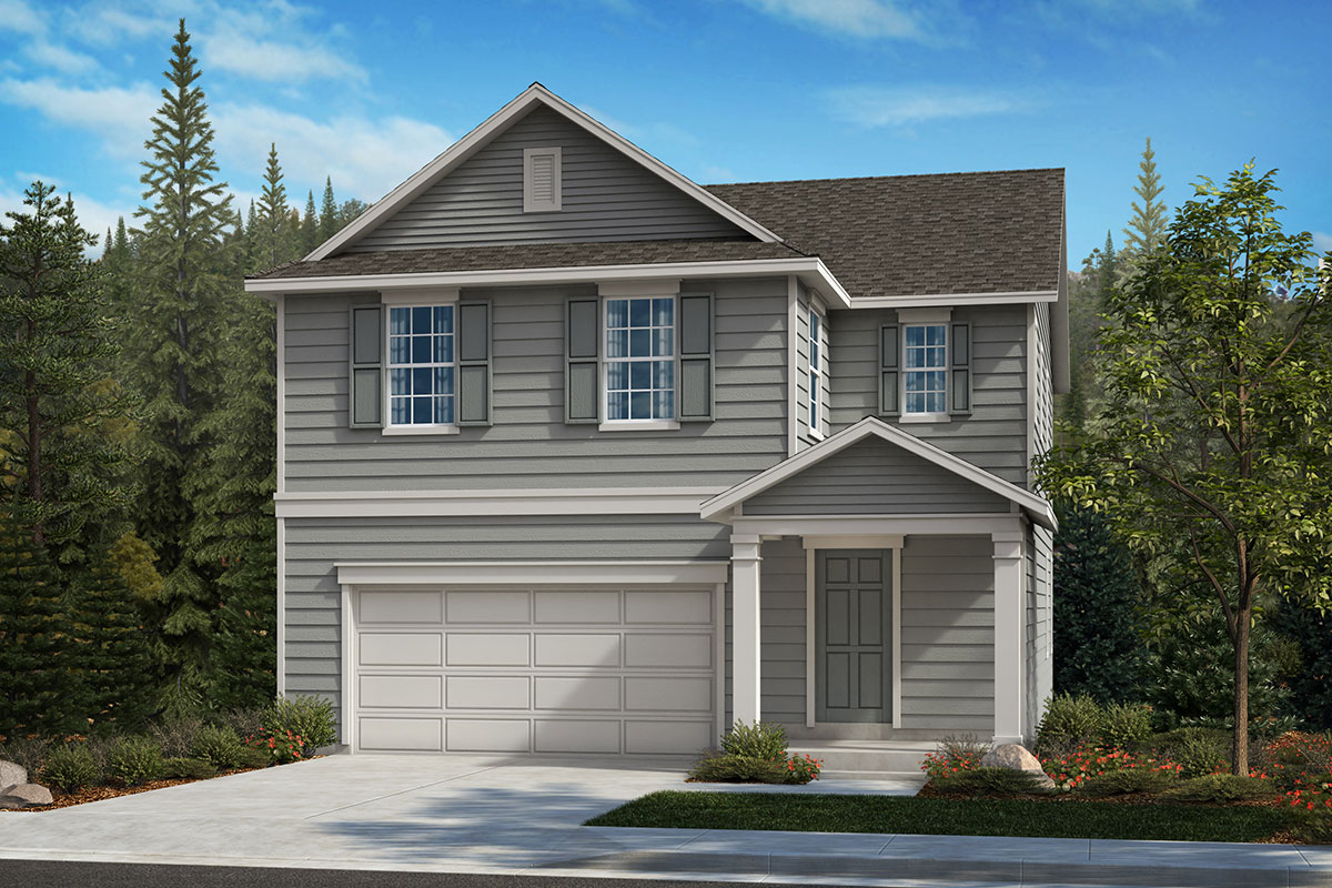 New Homes in Spanaway, WA - Plan 2065