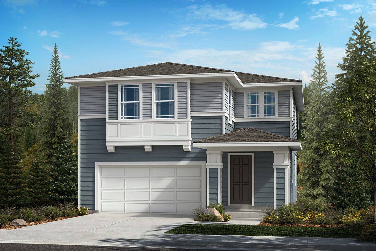 New Homes in Lacey, WA - Plan 2065