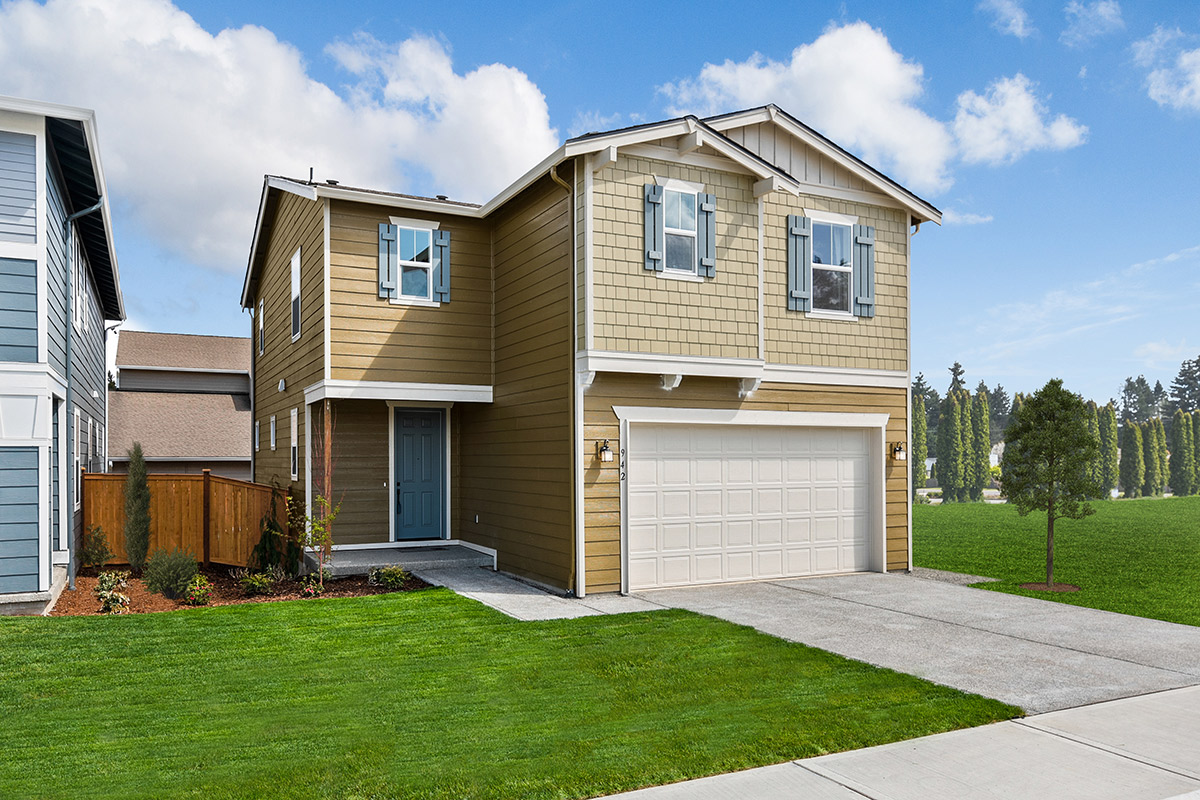 New Homes in Lacey, WA - Woodland Creek Plan 1867