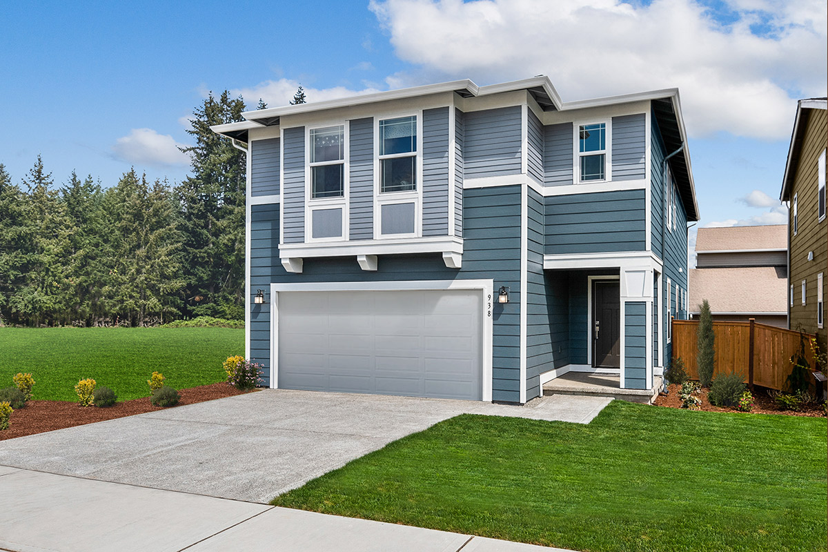 New Homes in Lacey, WA - Woodland Creek Plan 2328