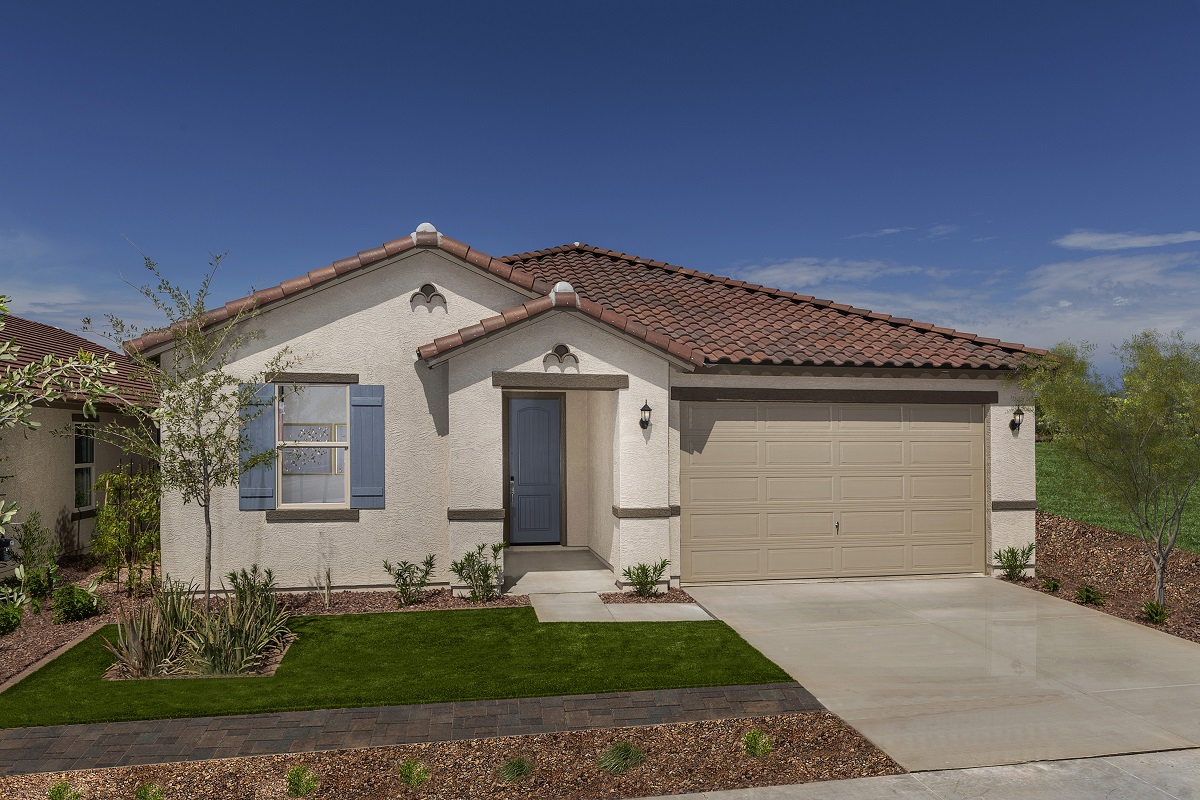 KB model home in Surprise, AZ
